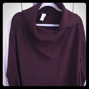 Gorgeous Venus Burgundy Sweater